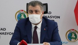 Sağlık Bakanı Koca'dan korkutan korona açıklaması: İzmir'de şartlar, virüs için elverişli hale geldi