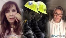 Sanatçılardan Somalı ve Ermenekli maden işçilerine anlamlı destek: #MadenciyleYürüyorum
