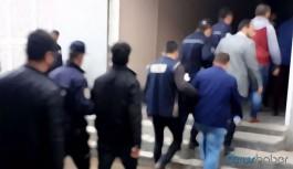 Suruç'ta ev baskınları: 6 gözaltı