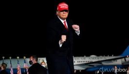 Trump'tan flaş mesaj: Sayımı durdurun