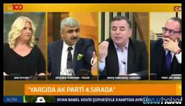 Canlı yayında Erdoğan'a itaat tartışması: Türkiye'yi biz yönetiyoruz, ram olacaksınız