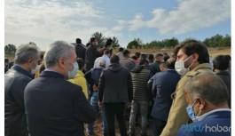 Tutuklu HDP'li başkanın oğlunun cenazesine katılmasına izin verilmedi