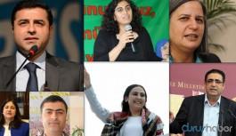 4 Kasım'da tutuklanan seçilmişlerden mesaj