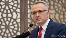 Yeni Merkez Bankası Başkanı Naci Ağbal'dan ilk açıklama