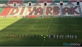 Amedspor sahadan 3 gol, 3 puanla ayrıldı