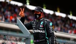 F1 pilotu Lewis Hamilton Coronavirus'e yakalandı