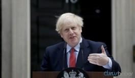 Boris Johnson: İngiltere'ye tüm giriş...