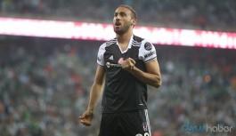 Cenk Tosun tekrar Beşiktaş'ta