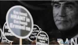 Kayıp yakınları Hrant Dink'i andı