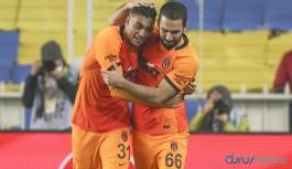 Galatasaray, Fenerbahçe'yi Kadıköy'de devirdi liderliğe yükseldi!