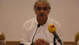 HDP Eş Genel Başkanı Sancar: Demokratik...