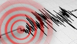 İzmir Karaburun'da deprem