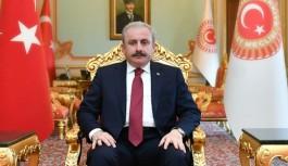 Meclis Başkanı Şentop: Tunus'ta...