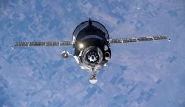 Rus uzay aracı, Uluslararası Uzay İstasyonu'nu...