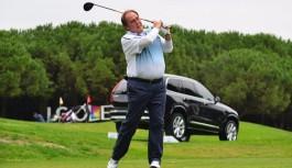 Yıldırım Demirören, Türkiye Golf Federasyonu...