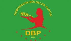 DBP'li başkana tahliye edildi