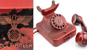 Adolf Hitler'in telefonu satıldı