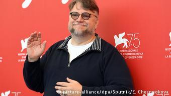 Geçen sene Altın Aslan alan Guillermo del Toro, bu sene jüri başkanı