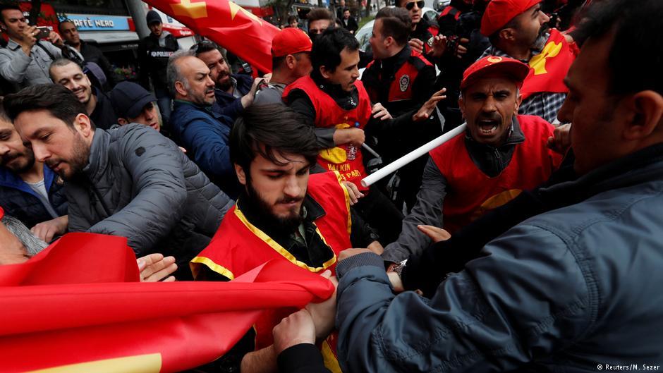 Ankara'daki kutlamalar