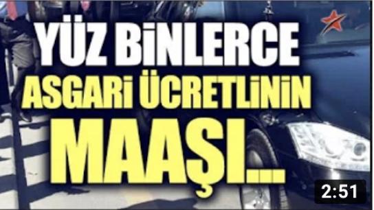 MANSUR YAVAŞ DUR DEDİ, İSRAF SONA ERDİ