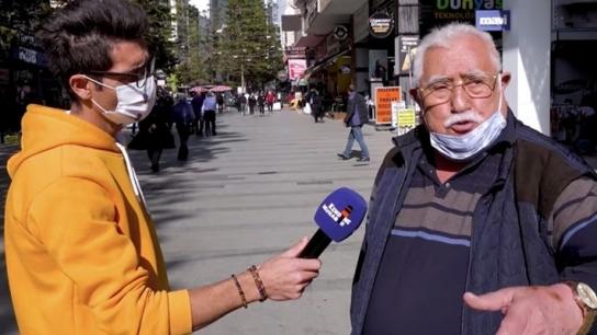 Yurttaş ve muhabir ifadeye çağrıldı