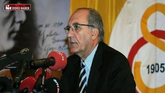 Galatasaray Divan toplantısında 'Her şey güzel olacak' sloganları
