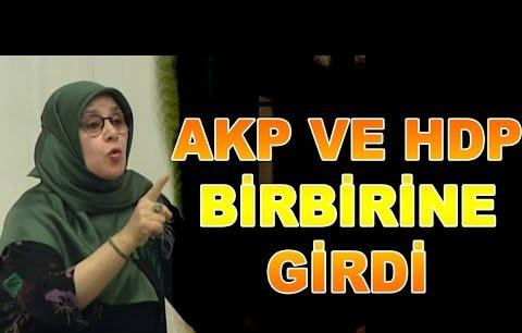 HDP'li Hüda Kaya'nın Diyanet eleştirisi, AKP'lileri çileden çıkardı
