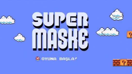 Saadet Partisi maske krizini 'Süper Mario' oyunu ile anlattı