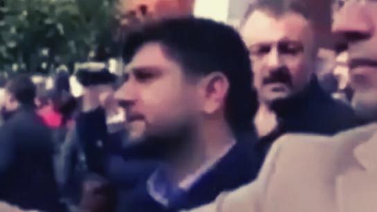 AKP'li başkan yardımcısı vatandaşa küfür etti!